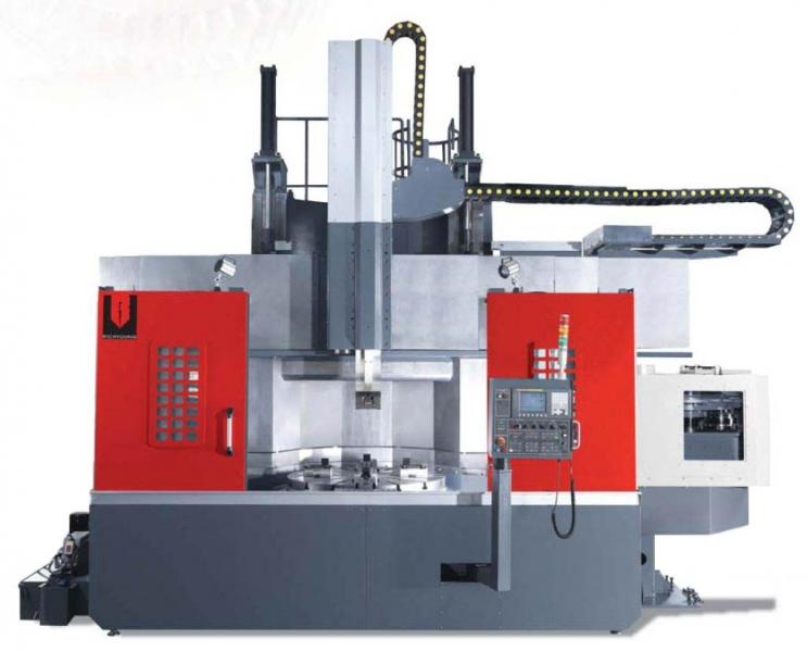 Tornio verticale CNC DV-3000 | Skio Macchine srl ...